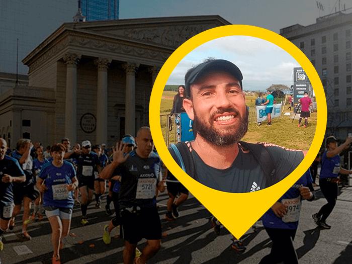Meia Maratona de Buenos Aires or Gabriel Gimenez