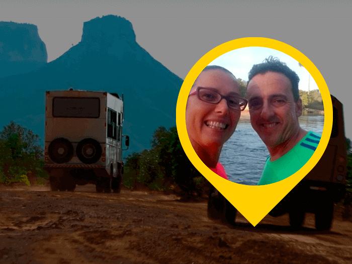 Jalapão Safari Camp or Consuelo Freria